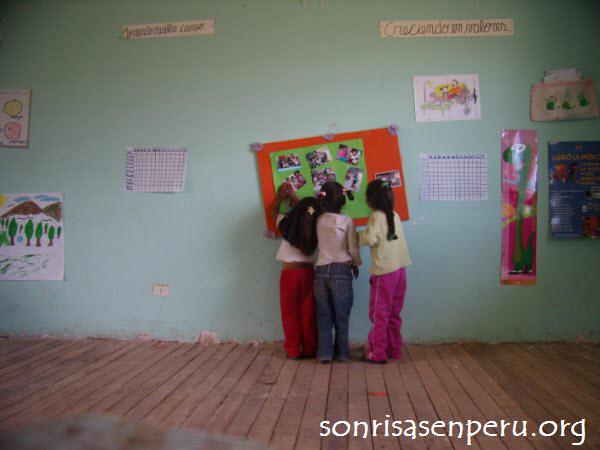 Sonrisas en Peru